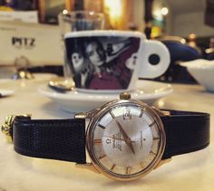 Omega constellation certified chronometer