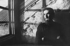 nostalgiya: Larissa Korobova. Portrait of an Orthodox Monk, Solovetsky Islands.