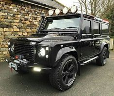 Land Rover Defender Td4 TWISTED 110CSW Invictus with adventure pack to include roll cadge and warn winch.