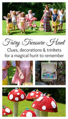 Fairy treasure hunt