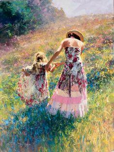 #robert hagan #art #paintings