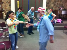 Dancing the day away!    Aspen Senior Center http://aspenseniorcenter.com/