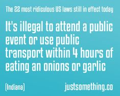 laws still in effect today