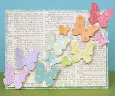 DIY Spring Cards www.fiskars.com