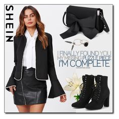 """""""SheIn 2 / XIX"""" by selmamehic ❤ liked on Polyvore"""