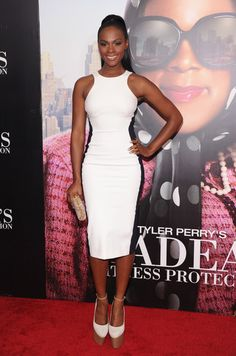 Google Image Result for http://fashionbombdaily.com/wp-content/uploads/2012/06/tika-sumpter-tyler-perrys-madea-witness-protection-new-york-premiere-stella-mccartney-colorblock-sheath-dress-olcay-gulsen-ankle-strap-pumps.jpg