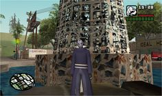 Madara in gta sa
