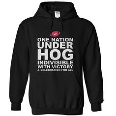 One Nation Under Hog #sunfrogshirt