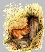 beatrix potter squirrel nutkin | Squirrel Nutkin.....from Beatrix Potter | Mice and cutie cr...