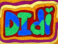 How to draw bubble letters - Learn to draw Graffiti