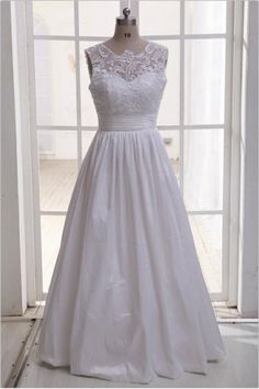 Jaro 2014 Taft Jaro Ruční na míru Svatební šaty
