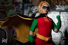 Stephanie Brown the Robin - Costume made and worn by Breathless-ness / DA / FB Photography by E Photography Mask by Wall Design Robin Cosplay, Robin Costume, Dc Cosplay, Comic Con Cosplay, Best Cosplay, Cosplay Girls, Cosplay Costumes, Cosplay Ideas, Stephanie Brown Robin