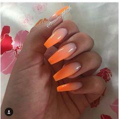 Acrylic Nails Flamin hot nails by nailsophiek nailsophiek nailsophiek . Flamin hot nails by nailsophiek nailsophiek nailsophiek . Orange Ombre Nails, Orange Acrylic Nails, Summer Acrylic Nails, Best Acrylic Nails, Summer Nails, Aycrlic Nails, Dope Nails, Nagel Gel, Nail Art Designs