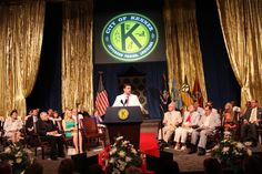 City of Kenner Inauguration 2014 Birthday Candles, Events, City, Cities