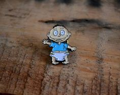 Rugrats: Tommy Pickles Vintage Lapel Pin