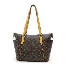 Louis Vuitton Totally PM Monogram Shoulder bags Brown Canvas M56688