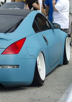 lateststancenews:   Nissan 350Z.