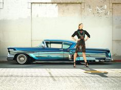 candice swanepoel model3 Candice Swanepoel Sports Rock Style for Vogue Russia by David Mushegain