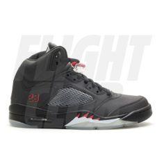 Air Jordan 5(V) Retro Noir Pour Homme en vente