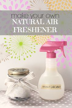 Make your own Natural Air Fresheners