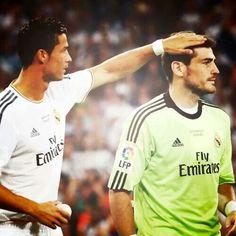 Ronaldo & Iker