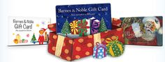 Free Barnes & Noble Gift Card with Purchase Gift Card Deals, Store Coupons, Xmas Gifts, Craft Projects, Fun, Cards, Image, Christmas Presents, Maps