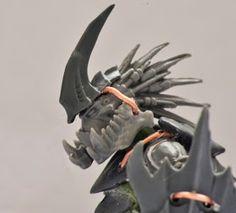 A very cool Kroot Tyranid Hunter