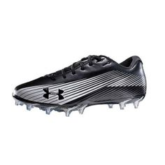 SALE - Mens Under Armour Nitro III Football Cleats White Synthetic - Was $84.99 - SAVE $45.00. BUY Now - ONLY $39.97