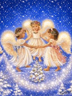 The perfect Anjos Angels Snow Animated GIF for your conversation. Discover and Share the best GIFs on Tenor. Merry Christmas Gif, Christmas Scenes, Vintage Christmas Cards, Christmas Pictures, Christmas Angels, Christmas Art, Angel Images, Angel Pictures, Beautiful Gif