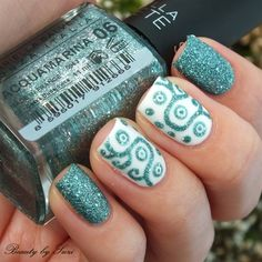 Ornamental by BeautyBySuzi from Nail Art Gallery