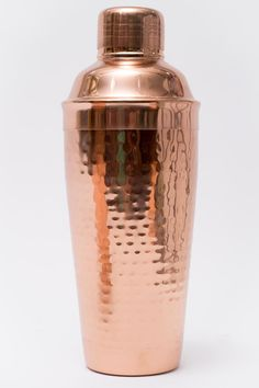 Old Kentucky Home hammered cocktail shaker. A hammered surface and gleaming copper finish draws light to this exquisite classic cocktail shaker. Complete with a 1.5 oz. measuring cap and strainer. Food safe, stainless steel, hand wash. Holds 25 oz.   Copper Barware by Twine. Home & Gifts - Home Decor - Dining - Barware Nebraska