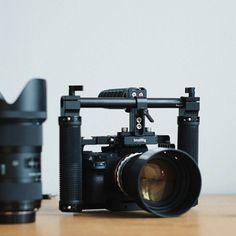 rod clamp handle #camera basic handle #DSLR handle #Handle with rod clamp #camera handle grip