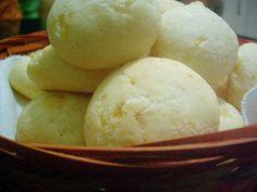 Pão de queijo com três ingredientes | Blog Aqui na Cozinha |