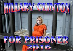 Hillary Clinton for prison BREAKING: Hillary INSIDER REMOVED 'Top Secret' Markings Upping The Ante To A FELONY