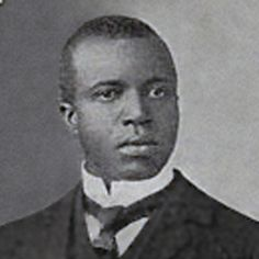 Scott Joplin (Although I've never actually heard his own performances, his music changed my musical life. Music Love, My Music, Classical Music Composers, People Of Interest, Jazz Musicians, Chant, Elementary Music, Portraits, African American History