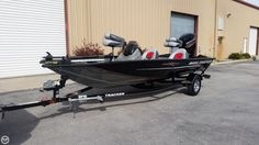 Bass Tracker Pro 17 Boat For Sale in Tennessee - 101209