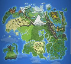 Geographical map I made of Tamriel on a mobile game called Worldbox : elderscrollsonline World Map Game, Fantasy World Map, Map Games, Elder Scrolls Online, Game Calls, Fantasy Landscape, Medieval Fantasy, Mobile Game, Fantasy Creatures