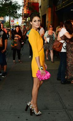 #Olivia Polermo always gets it right women fashion #2dayslook #new #fashion #nice www.2dayslook.com