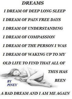 Chiari Malformation, Fibro and Chronic Kidney Issues Make this SO True