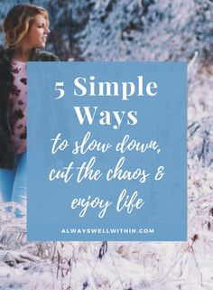 Too busy? Check out these ways to slow down Slow Living Slow Living, Mindful Living, Slow Down, Self Development, Personal Development, Stress Relief Tips, Positive Mindset, Positive Psychology, Happy Life