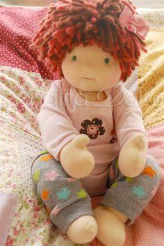 Thalita Dol: Bonecas Waldorf - Waldorf dolls
