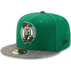 info for aa05b d4392 Boston Celtics New Era Gripping Vize 59FIFTY Fitted Hat - Kelly Green   BostonCeltics Boston Celtics
