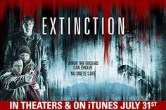 Diario: Sin Ton Ni Son... ¡Películas!: Extinction -