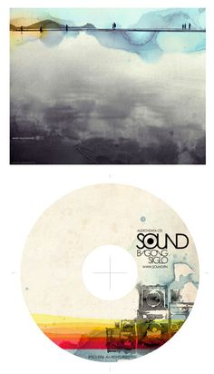 Le blog du webdesign s'intéresse aujourd'hui à la musique et plus particulièrement aux pochettes de nos chers compact discs. En ces temps de disette pour les disquaires, il est intéressant de se focaliser sur cet ob