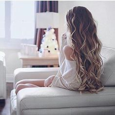 Hair goals  via @style.and.hairstyle