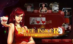 Free Poker - Texas Hold'em come again! Play Poker with your Facebook/Wechat friends and LIVE TALK WITH THEM! The best Free Poker game ever!Enjoy our Texas Holdem Poker game now live online with players from around the world for FREE!   https://play.google.com/store/apps/details?id=com.casino.freepokeren2 #Poker #Free #Android