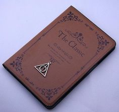 The Classic Harry Potte Dealthy Hallow Leather Ipad Mini Case ,Leather Cover for ipad Mini on Etsy, $23.88