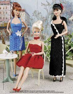 Album Archive - crochet fashion doll clothes