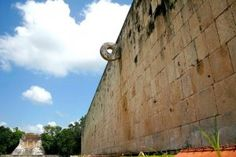 The Great Ball Game at Chichen Itza
