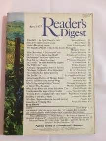 Mom and Dad always had Readers Digest and National Geographic at the house. I devoured them and anxiously waited for the next issue to come in the mail! Those Were The Days, The Good Old Days, My Childhood Memories, Best Memories, Readers Digest, I Found You, I Remember When, Lectures, Ol Days